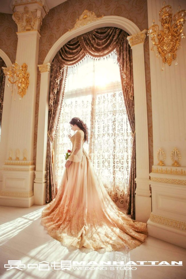 中壢曼哈頓婚紗-婚紗禮服