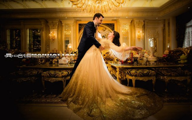 中壢曼哈頓婚紗-婚紗攝影 婚紗照