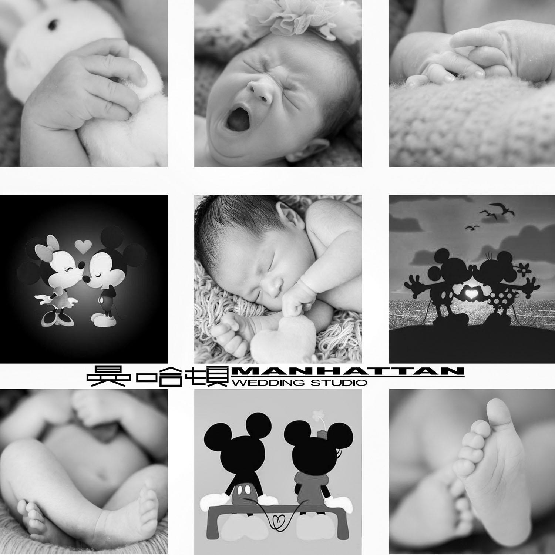 中壢曼哈頓婚紗 寶寶照 寶寶寫真