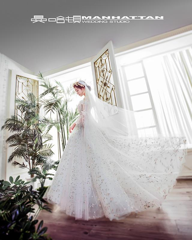 中壢曼哈頓 婚紗