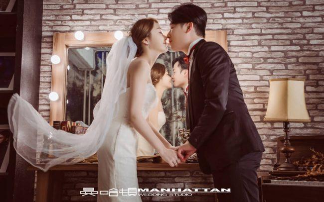 中壢曼哈頓婚紗 婚紗攝影