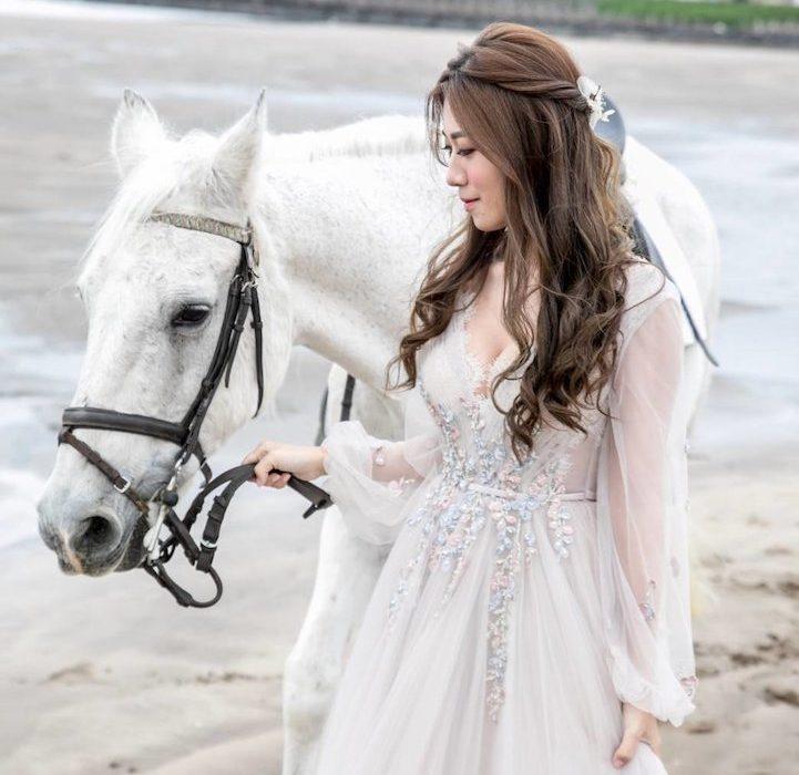 台北曼哈頓婚紗照之挑禮服篇│曼哈頓婚紗攝影新人分享