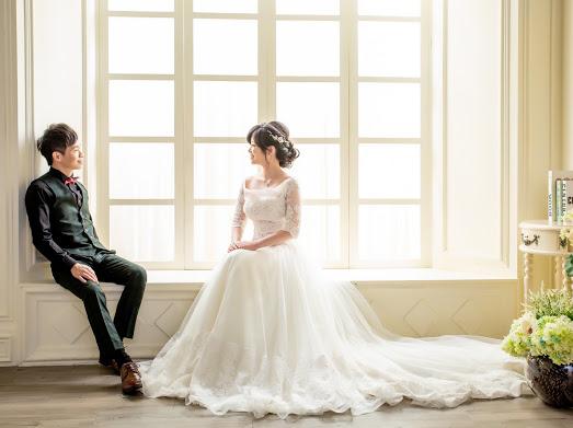 拍婚紗大小事,交給中壢曼哈頓就對│曼哈頓婚禮新人評鑑