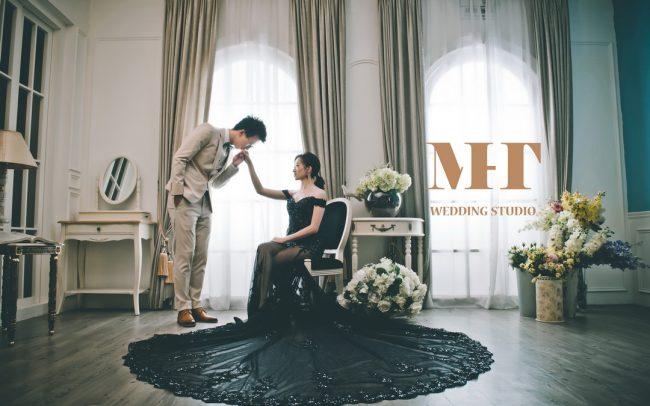 中壢曼哈頓婚紗 新人 結婚照 緯+琪