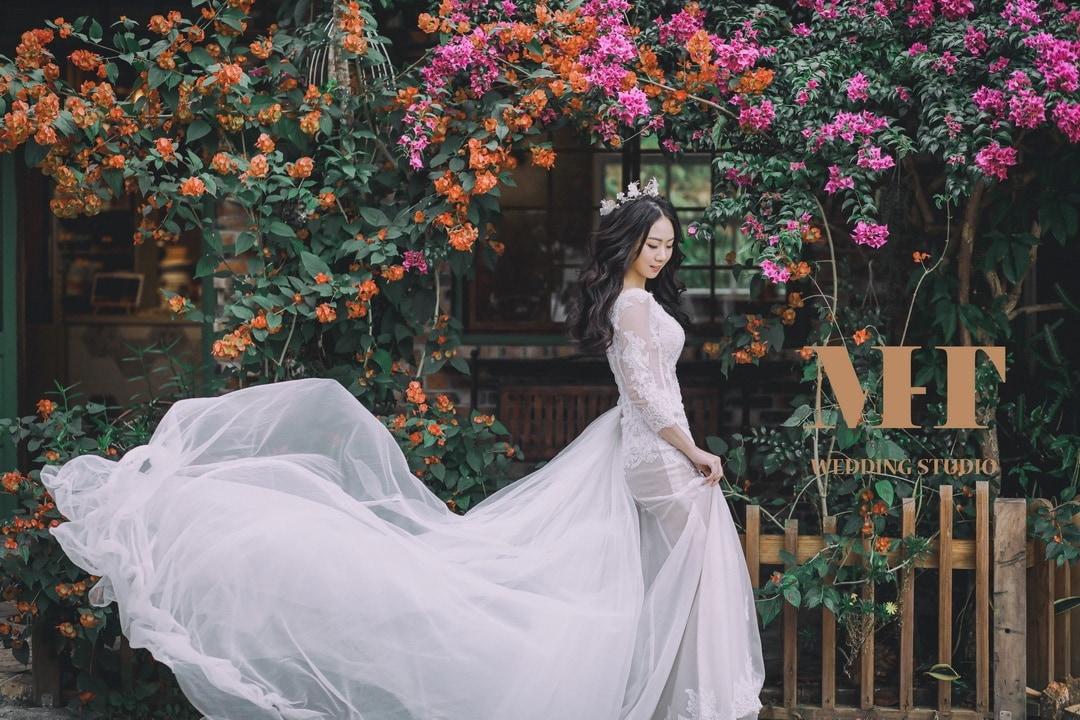 中壢曼哈頓 婚紗照